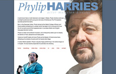 phylip harries - actor