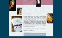 sue woolfe - writer